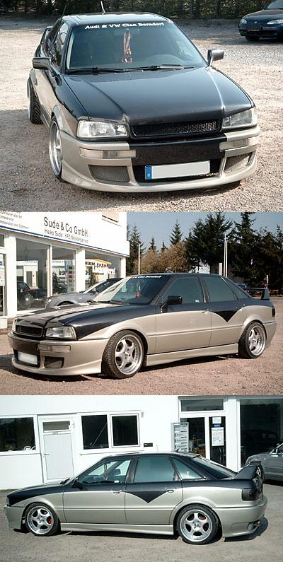 Designlack Auto Audi 532